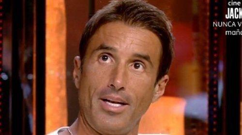 Hugo de la ruptura de Adara y Gianmarco: 'Era bastante evidente que eran dos telediarios'