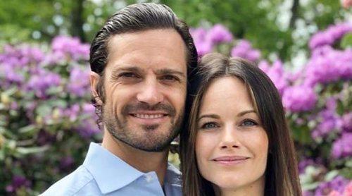 La decepción con Carlos Felipe de Suecia y Sofia Hellqvist en el Día Nacional de Suecia 2020