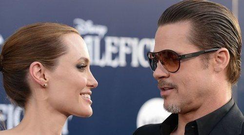 Angelina Jolie se sincera sobre su ruptura con Brad Pitt: 'Me había convertido en algo insignificante'