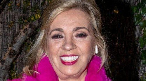 Carmen Borrego, al rescate de la familia para salir adelante económicamente