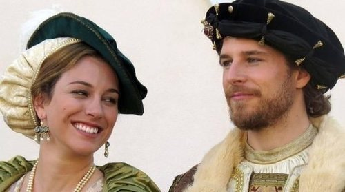 'Carlos, Rey Emperador', 'La Princesa de Éboli' y otras series históricas españolas
