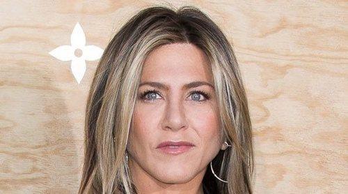 Jennifer Aniston dona un millón de dólares para luchar contra el racismo
