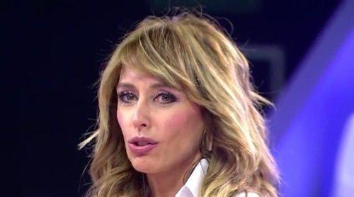 Emma García explota contra Avilés tras la mentira sobre sus negociaciones con el 'Deluxe': 'Paciencia agotada'
