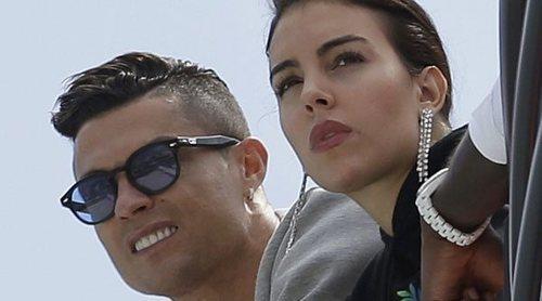 Cristiano Ronaldo y Georgina Rodríguez pasan de las recomendaciones sanitarias y viajan a Portugal
