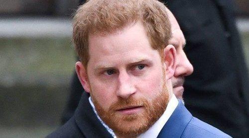 Una nueva biografía podría destapar la infelicidad del Príncipe Harry tras el Megxit