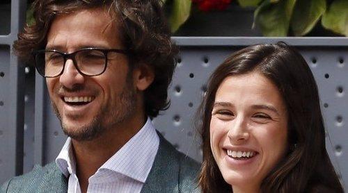 Feliciano López y Sandra Gago serán padres por primera vez