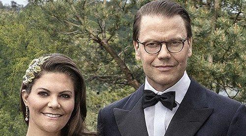 10 años de la boda de Victoria y Daniel de Suecia: celebración pública, privada y 'contraprogramación' a Magdalena de Suecia