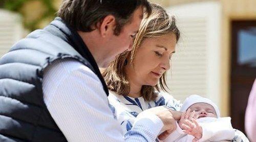 El doble gesto de Guillermo y Stéphanie de Luxemburgo por el nacimiento de su hijo Carlos de Luxemburgo