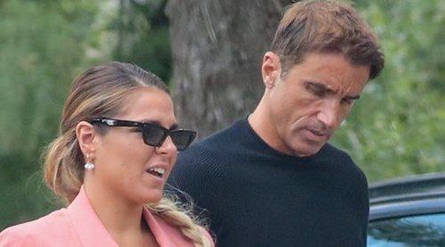 Hugo Sierra e Ivana Icardi tienen una bronca públicamente tras su reconciliación después de 'Supervivientes'