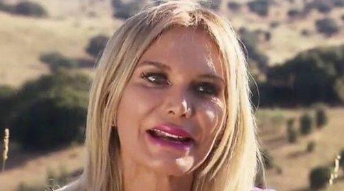 Yola Berrocal vuelve a hablar en 'La Casa Fuerte' de su noche de pasión con Feliciano López