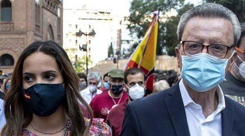 Gloria Camila y José Ortega Cano se reencuentran y acuden juntos a un evento a favor de la tauromaquia