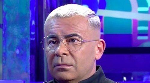 Jorge Javier Vázquez: 'Belén Esteban ya no es pueblo. El pueblo no alterna con Rosalía ni cierra discotecas'