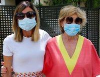 Alba, la hija de Mila Ximénez, su mayor apoyo en la lucha contra el cáncer de pulmón