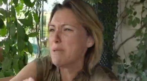 Maite Galdeano tacha a María Jesús Ruiz de falsa y criticona tras una bronca con Oriana en 'La casa fuerte'