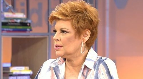 Terelu sobre la posible reconciliación entre Rocío Carrasco y Rocío Flores: 'Sé el porqué y lo entiendo'