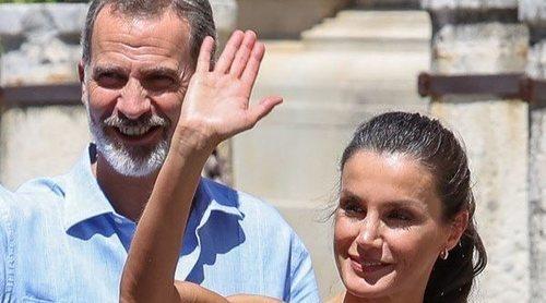 Los Reyes Felipe y Letizia en Sevilla: de Las Tres Mil Viviendas a un paseo por la Catedral y la Giralda