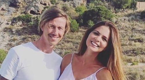 Guti y Romina Belluscio serán padres de su segundo hijo en común