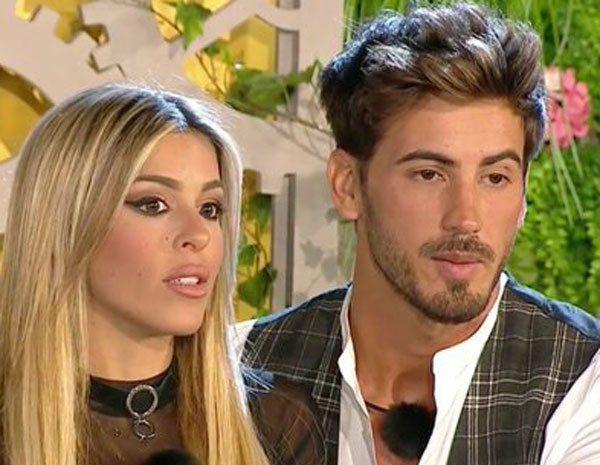 """Iván González y Oriana Marzoli hacen oficial su relación en 'La Casa Fuerte': """"¿Quieres ser mi novia?"""""""