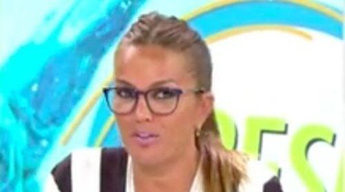 Marta López cuenta en 'Ya es mediodía' que rechazó ir a 'fiestas de futbolistas'