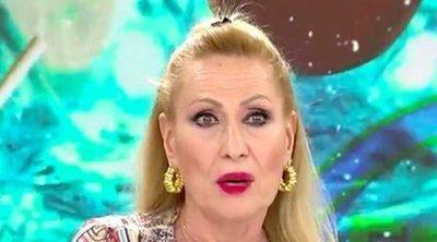 Rosa Benito pierde los papeles apoyando las palabras de Gloria Mohedano y a Rocío Flores: 'El amor no se reclama'