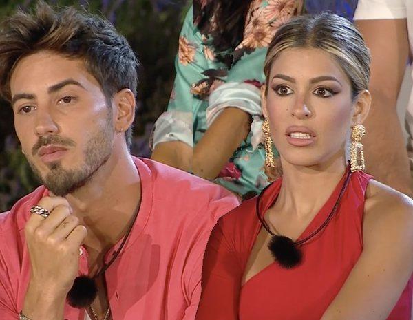 'La casa fuerte': Iván González y Oriana, a punto de poner fin a su relación tras una acalorada discusión