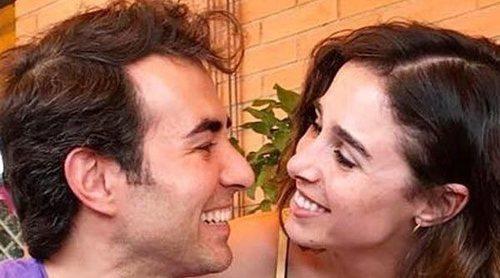 Daniel Muriel y Candela Serrat han sido padres de una niña