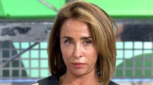 La amistad de María Patiño y Terelu Campos, en crisis: bloqueo en whatsapp y decepción