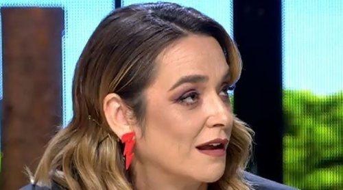 Toñi Moreno habla de su vida sexual en 'La Casa Fuerte' al comentar su salida de 'Mujeres y Hombres y Viceversa'