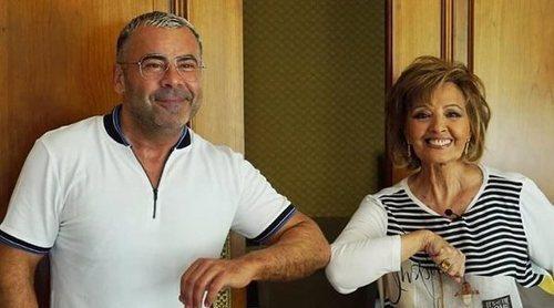 Jorge Javier Vázquez se sincera con María Teresa Campos: 'Me he liado con orcos por no quedarme solo'