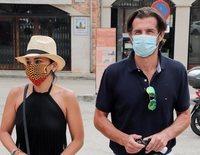 Chenoa enseña los encantos de Mallorca a su prometido Miguel Sánchez Encinas
