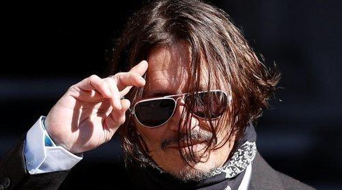 Johnny Depp asegura que se drogaba tanto que no podría haber pegado a Amber Heard
