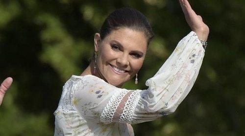 Victoria de Suecia celebra su cumpleaños más atípico: poca familia, concierto solidario y muchas sonrisas