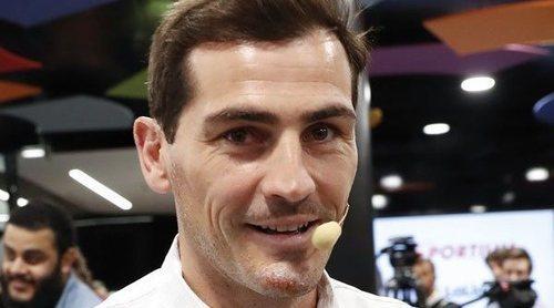 Iker Casillas podría haber colgado la botas para abrir un restaurante en su pueblo