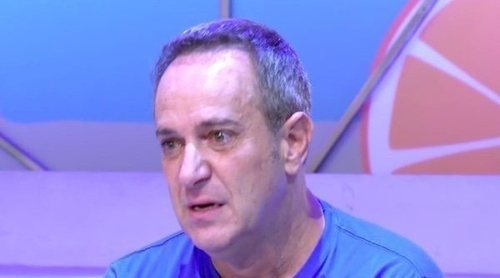 El bajón de Víctor Sandoval: 'Estoy tomando pastillas para relajarme. Caigo en una tristeza que no es normal'