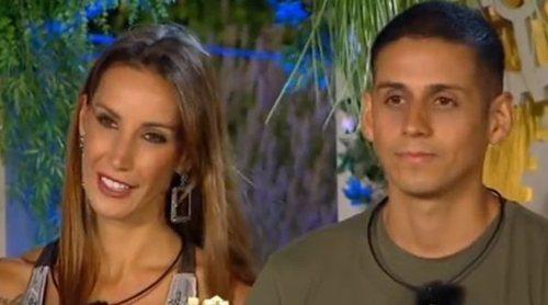 Fani y Christofer, aislados en 'La casa fuerte' para no estar junto a Ferre y Cristina