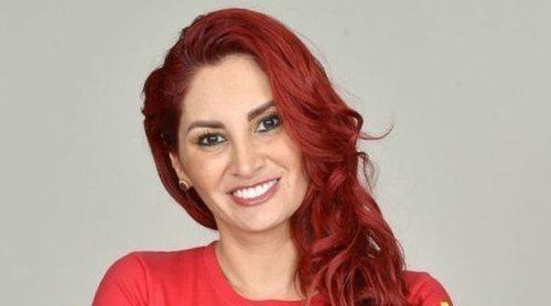 Aneth Acosta se casa con Guillermo Gutiérrez en una boda civil en presencia de Chabelita Pantoja