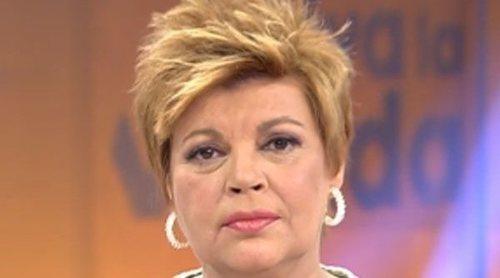 El duelo entre Terelu Campos y Amador Mohedano por Rocío Carrasco: reproches, aclaraciones y respuestas