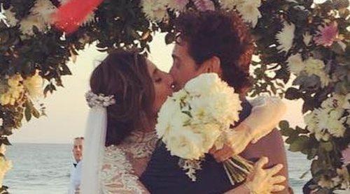 El mundo de la televisión se vuelca con Paz Padilla tras la muerte de su marido, Juan Vidal