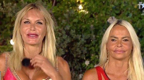 Yola Berrocal y Leticia Sabater se convierten en las ganadoras de 'La casa fuerte'