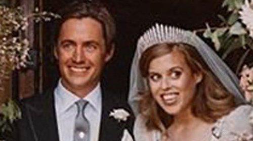 La tradición familiar que Beatriz de York ha cumplido en su boda con su ramo de flores