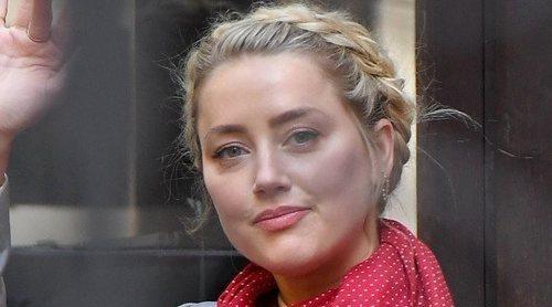 Amber Heard sobre Johnny Depp: 'Me decía que la muerte era la única forma de salir de la relación'