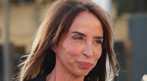 María Patiño, indignada por unas mascarillas con su cara que en realidad son un montaje
