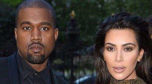 Kanye West elimina un tuit en el que decía que quiso divorciarse de Kim Kardashian