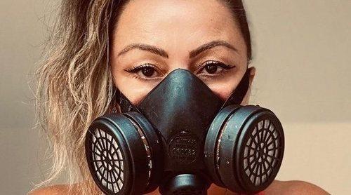 La peculiar forma de Amaia Montero para concienciar sobre la necesidad de usar mascarilla para prevenir el coronavirus