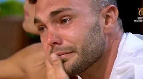 Cristian Suescun pide perdón a Yola Berrocal en 'La casa fuerte' y ella estalla: 'No quiero saber nada de ti'