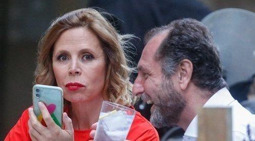 Ágatha Ruiz de la Prada y Luis Gasset pasean su amor por Madrid