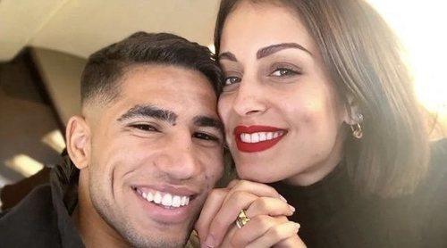 Hiba Abouk confirma que se casó en secreto con Achraf Hakimi antes del nacimiento de su hijo Amín
