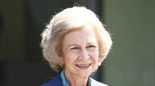 La Reina Sofía se instala en Marivent junto a Irene de Grecia y la Infanta Elena en su verano más complicado