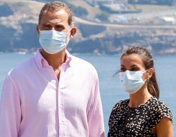 La visita de los Reyes Felipe y Letizia a Asturias con la que cerraron su gira por España: complicidad y Fernando Alonso