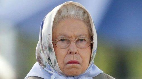 El motivo por el que la Reina Isabel echó la bronca al Príncipe Harry antes de su boda con Meghan Markle